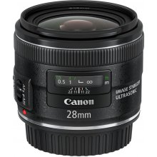 Canon EF 28mm f/2.8 IS USM, SLR, 9/7, Wide...