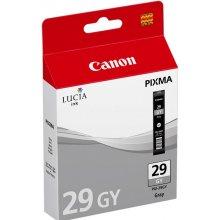 Тонер Canon PGI-29GY чернила серый