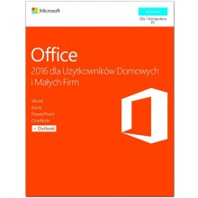 Microsoft Office 2016 Home & Business PL Win...