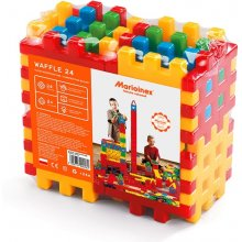 Marioinex Construction blocks Waffle 24
