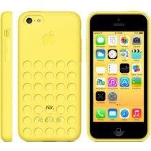 Apple iPhone 5c чехол жёлтый
