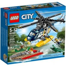 LEGO City Chase helicopter
