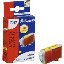 Tooner Pelikan Patrone Canon C47 CLI526 y...