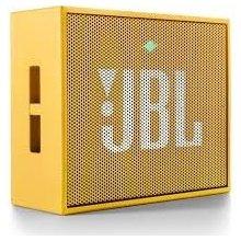 Колонки JBL GO жёлтый