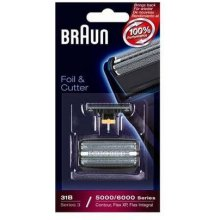 Braun healthcare pruun Serie 3 31B Folie &...