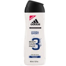 Adidas 3in1 Hydra Sport, гель для душа...