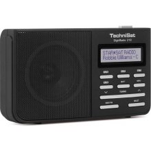 Радио TechniSat DigitRadio 210 black/silver