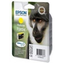 Тонер Epson чернила T0894 жёлтый DURABrite |...