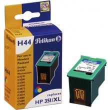 Tooner Pelikan Tinte 3-farbig (HP 351XL)