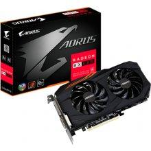 Videokaart GIGABYTE AORUS Radeon RX 580 8G...