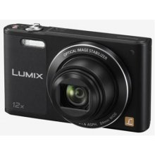 Фотоаппарат PANASONIC Lumix DMC-SZ10 чёрный