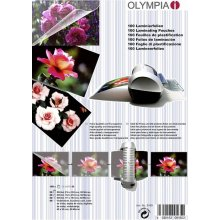 Tooner Olympia Laminating pouches Set