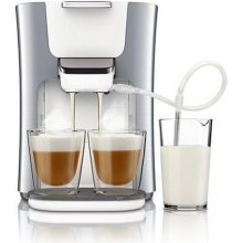 Кофеварка Philips Senseo HD7857/20 Latte Duo...