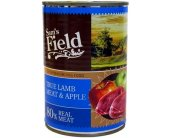 Sam's Field True Meat Lamb & Apple 400g