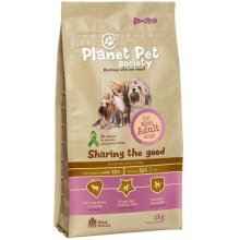 PLANET PET SOCIETY Adult Small Breed Lamb -...