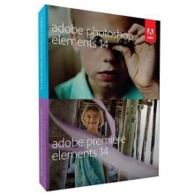 ADOBE Photoshop Elements 14 и Premiere...