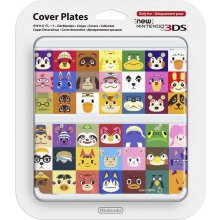 NINTENDO uus 3DS Zierblende 027 Animal...