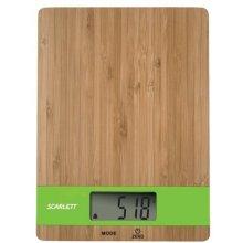 Scarlett Kitchen scale SC-KS57P01 Maximum...