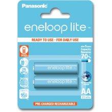 PANASONIC Eneloop Lite R6/AA 950mAh, 2 Pcs...