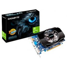 Videokaart GIGABYTE GeForce GT 730 2GB DDR3...