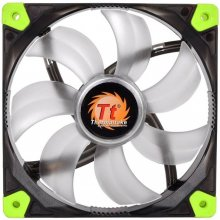 Thermaltake LUNA 12 LED зелёный FAN
