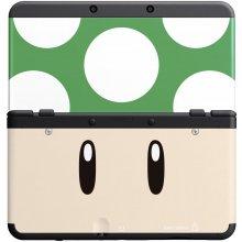 NINTENDO новый 3DS Zierblende 008 1UP-Pilz...