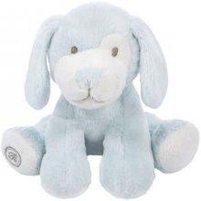 Beppe Gabriel blue dog with a scarf 15 cm