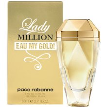 Paco Rabanne Lady Million Eau My Gold! 50ml...