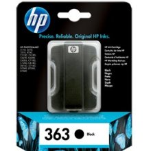 Tooner HP INC. HP 363, Black, Black...