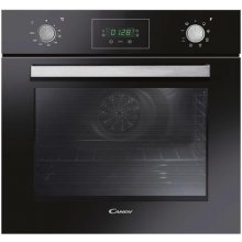 Ahi CANDY Oven FPE629A/6NXL 69 L, Black...