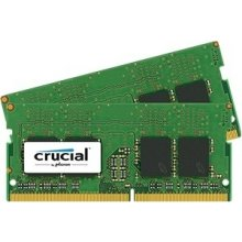 Mälu Crucial 8GB Kit DDR4 2400 MT/s 4GBx2...