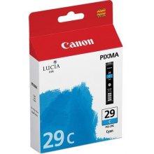 Тонер Canon PGI-29C чернила голубой