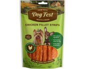 Dog Fest Chicken Fillet Strips for small...