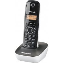Телефон PANASONIC Cordless KX-TG1611FXW...