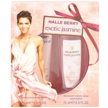 Halle Berry Exotic Jasmine, Deodorant 75ml +...