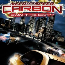 Mäng GAME PSP NFS: Carbon - Own the City
