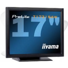 Монитор IIYAMA ProLite T1731SAW-B1, 1000:1...