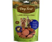 Dog Fest Lamb Medallions for small dogs 55g...