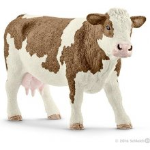 Schleich Farm Life 13801 Simmental Cow