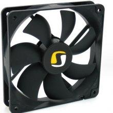 SilentiumPC ümbris fan - Zephyr 120x120x25mm...