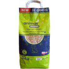 Animax Wood Cat Litter - 8 l