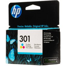 Tooner HP INC. tint HP 301 tri-colour