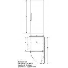 Холодильник SIEMENS GS36VVW31...