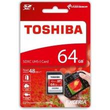 Флешка TOSHIBA SDXC Card Class 10 64GB...