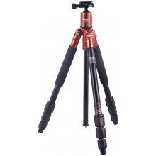 Statiiv Rollei Fotopro C4i + 53P oranž