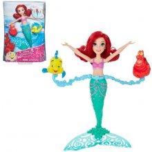 HASBRO DPR Pływająca Ariel i zwierzaki
