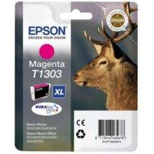 Тонер Epson чернила T130 magenta BLISTER |...