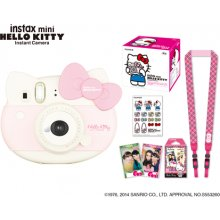 Fotokaamera FUJIFILM instax mini HELLO KITTY...