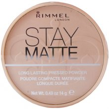 Rimmel London Stay Matte Long Lasting...