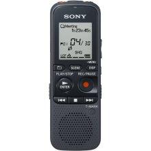 Sony ICD-PX333M 4GB viide PC + mikrofon +...